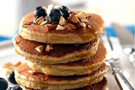 Lazy Sunday Breakfast – Buckwheat Pancakes