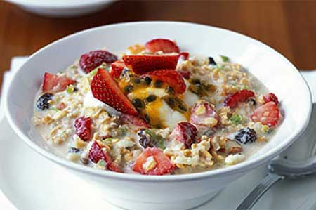 Everyone's Favourite Bircher Muesli