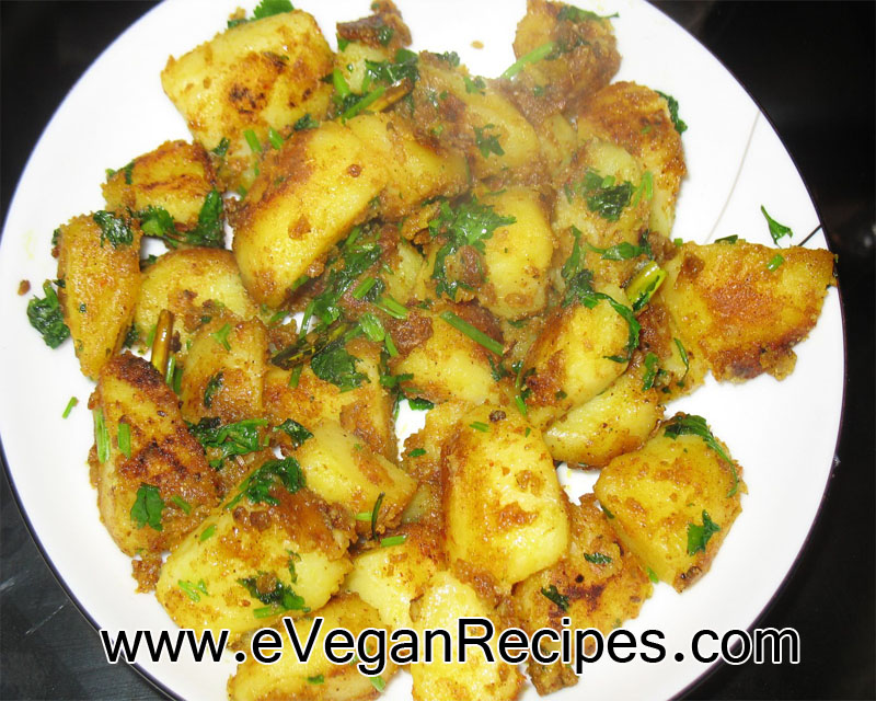 Spicy Cumin Potato Recipe