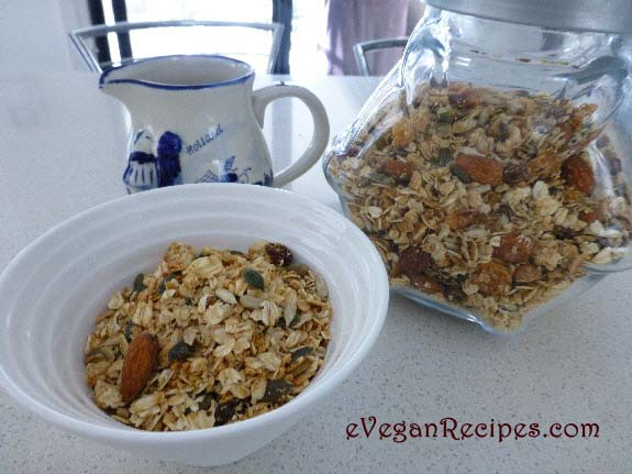 High Protein Granola Recipe